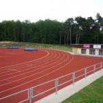 Atletický ovál - Kolín - Borky