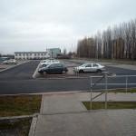 Parkoviště u polikliniky - Nymburk